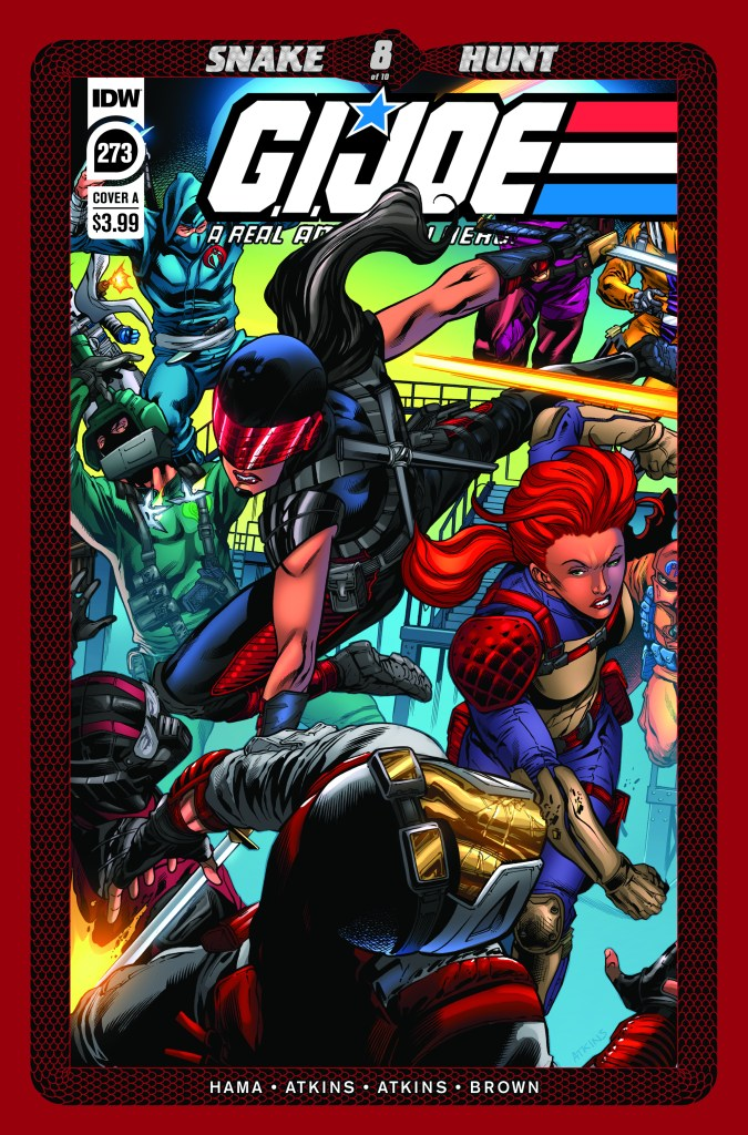 G.I. Joe: A Real American Hero #273