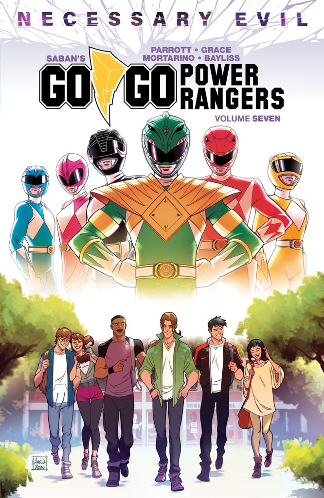 Go Go Power Rangers Vol. 7