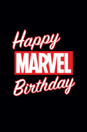 Happy Birthday Marvel