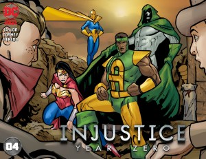 Injustice: Year Zero Chapter Four