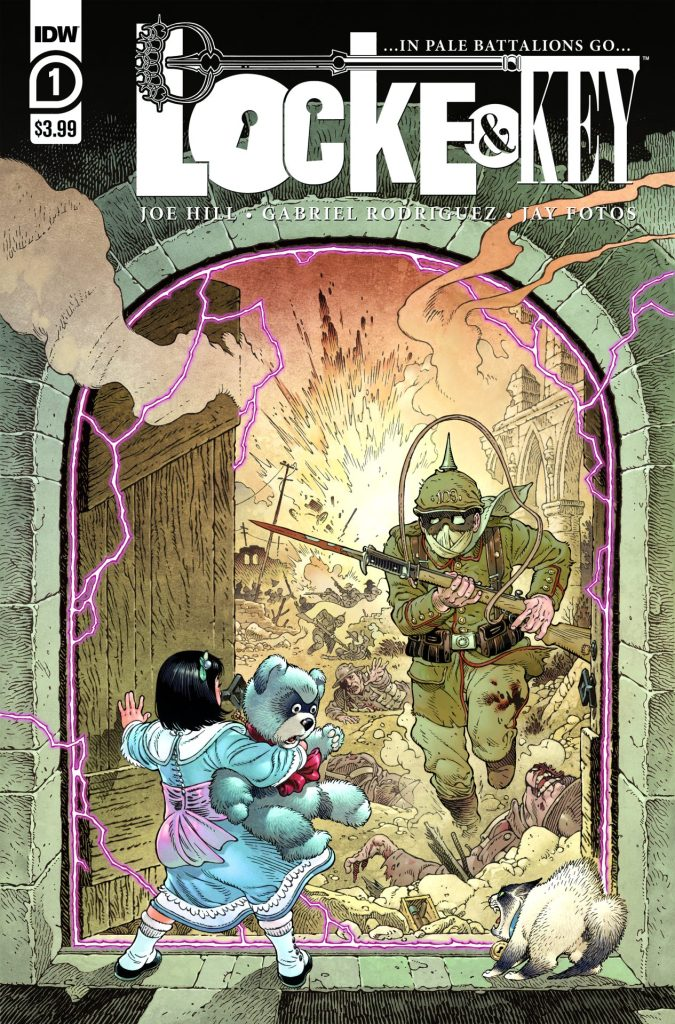Locke & Key: In Pale Battalions Go #1 (of 2)