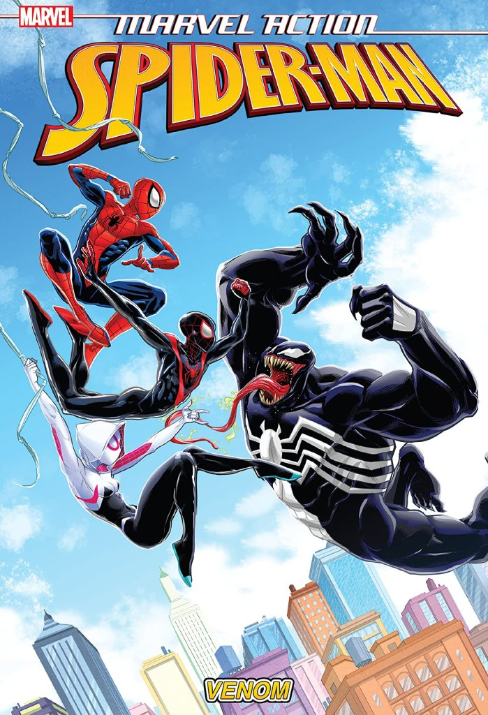 Marvel Action Spider-Man Vol. 4: Venom