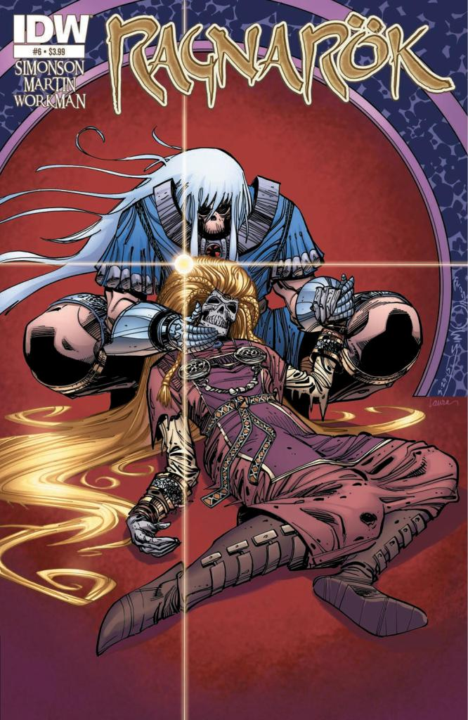 Ragnarok: Breaking of Helheim #6 (of 6)