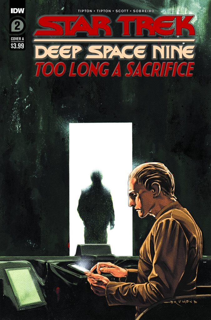 Star Trek: Deep Space Nine: Too Long a Sacrifice #2