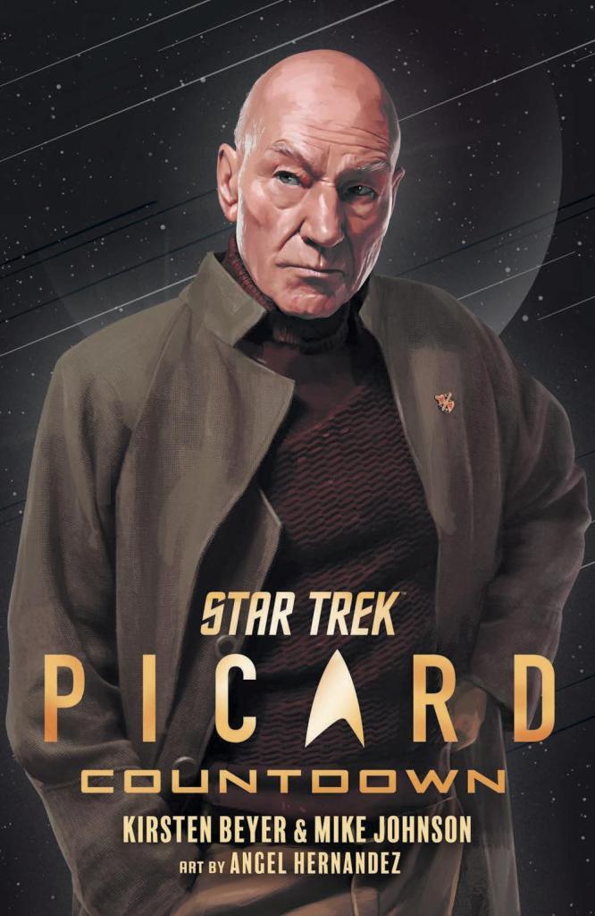 Star Trek: Picard Countdown Vol. 1