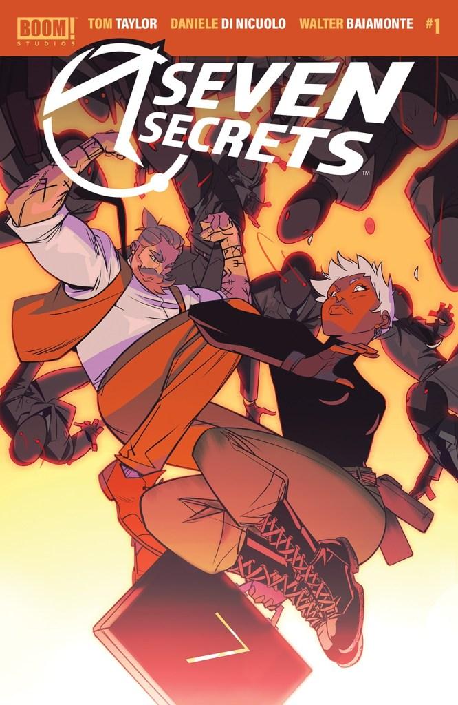 Seven Secrets #1