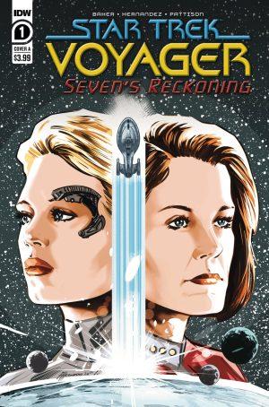 Star Trek: Voyager - Seven's Reckoning