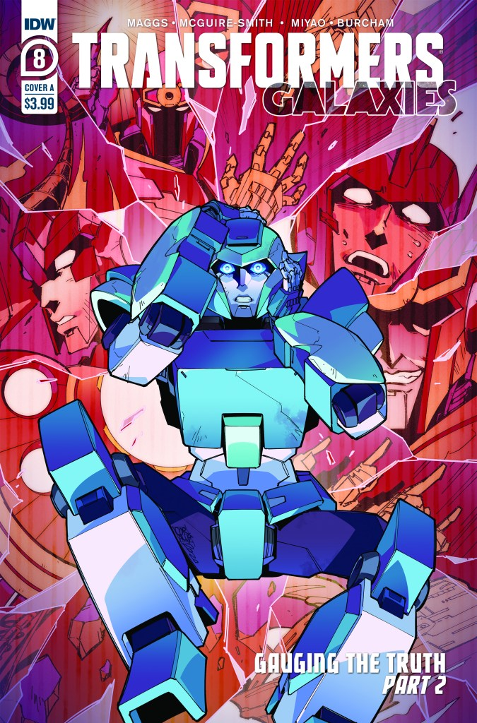 Transformers: Galaxies #8