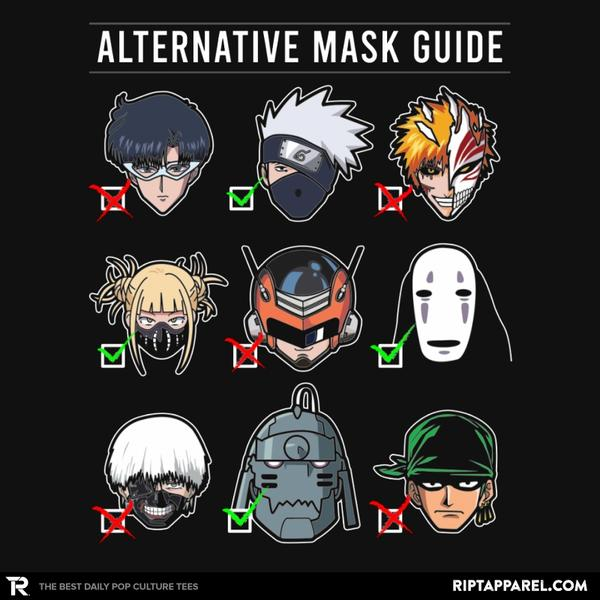 The Alternative Mask Guide