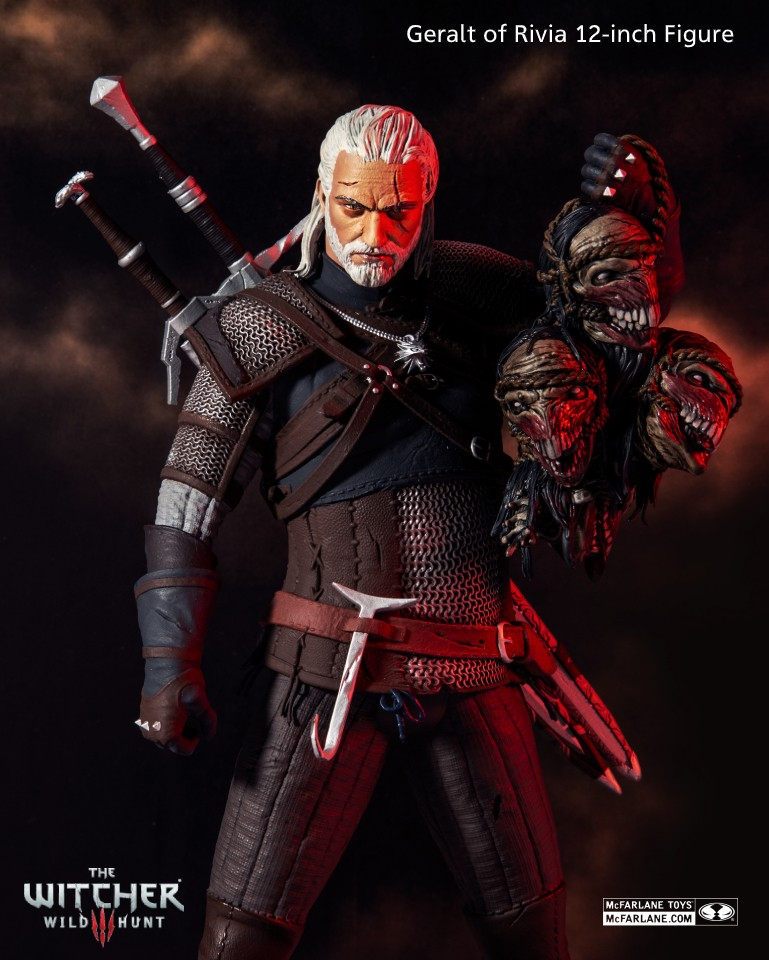 McFarlane Toys The Witcher
