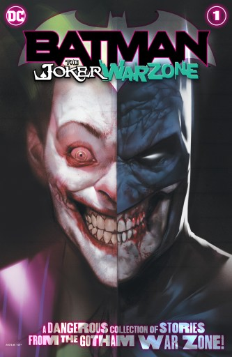 Batman: The Joker Warzone #1