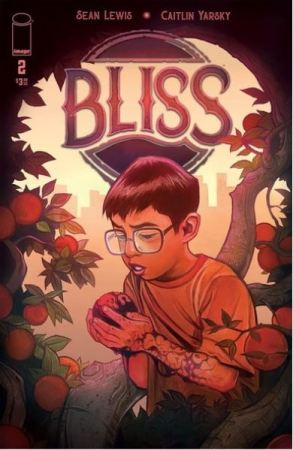 Bliss #2 - cover
