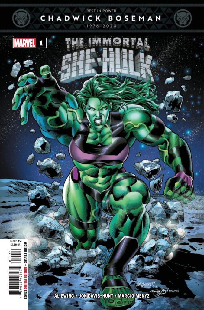 The Immortal She-Hulk #1