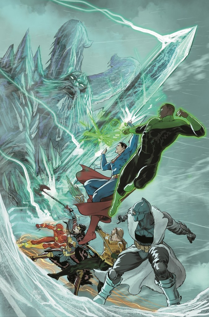 Justice League: Endless Winter Special #2