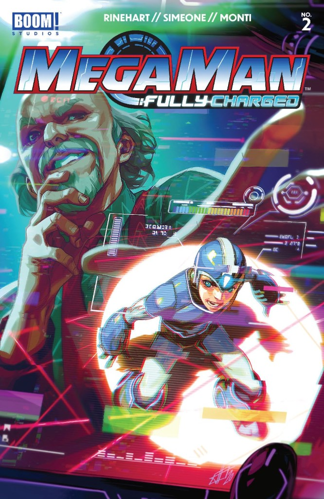 Mega Man: Fully Charged #2