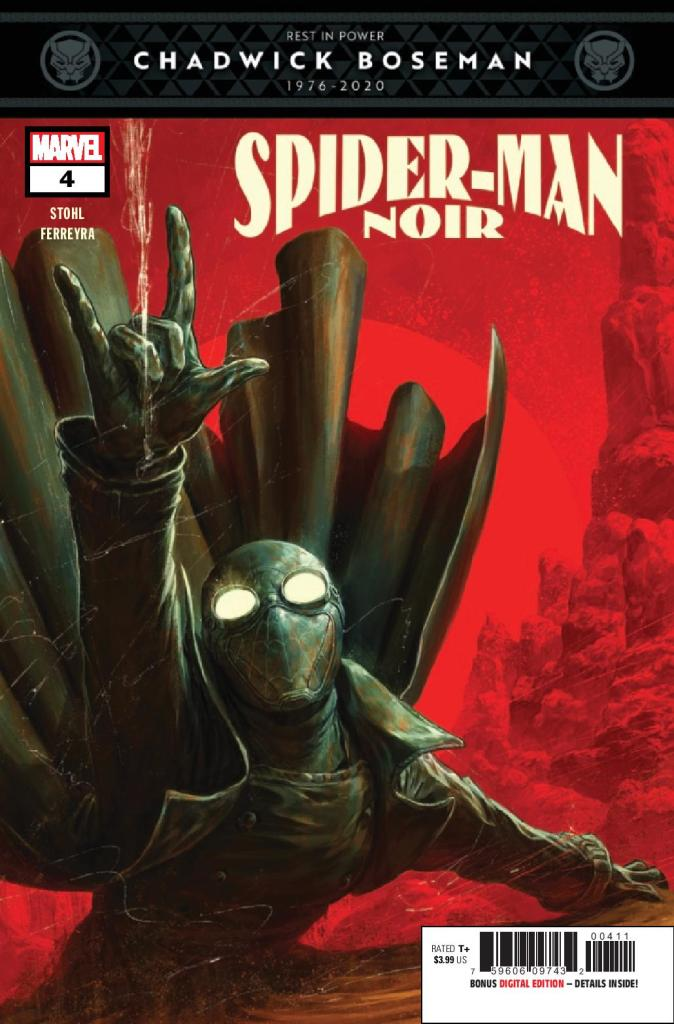 Spider-Man: Noir #4 (of 5)