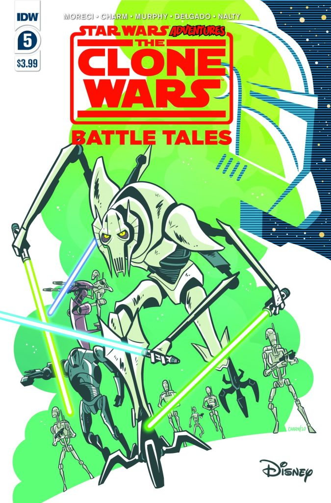 Star Wars Adventures: The Clone Wars: Battle Tales #5 (of 5)
