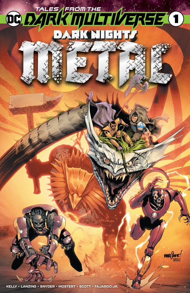 TALES FROM THE DARK MULTIVERSE: DARK NIGHTS: METAL #1
