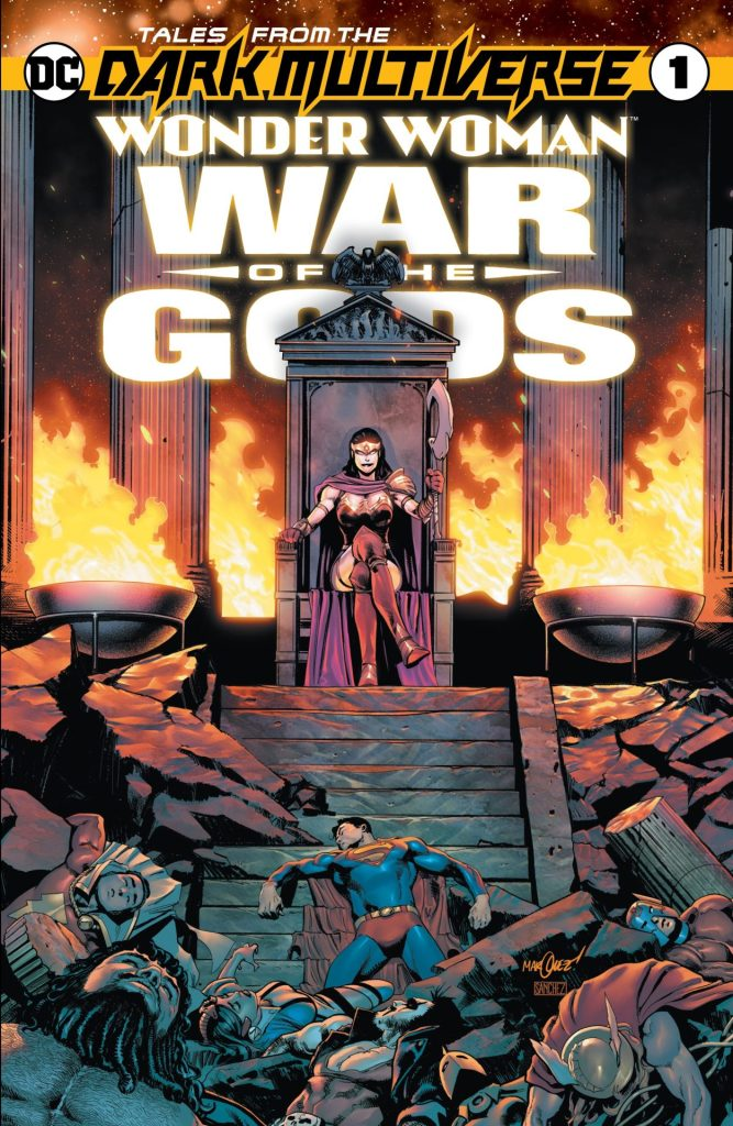 TALES FROM THE DARK MULTIVERSE: WAR OF THE GODS #1