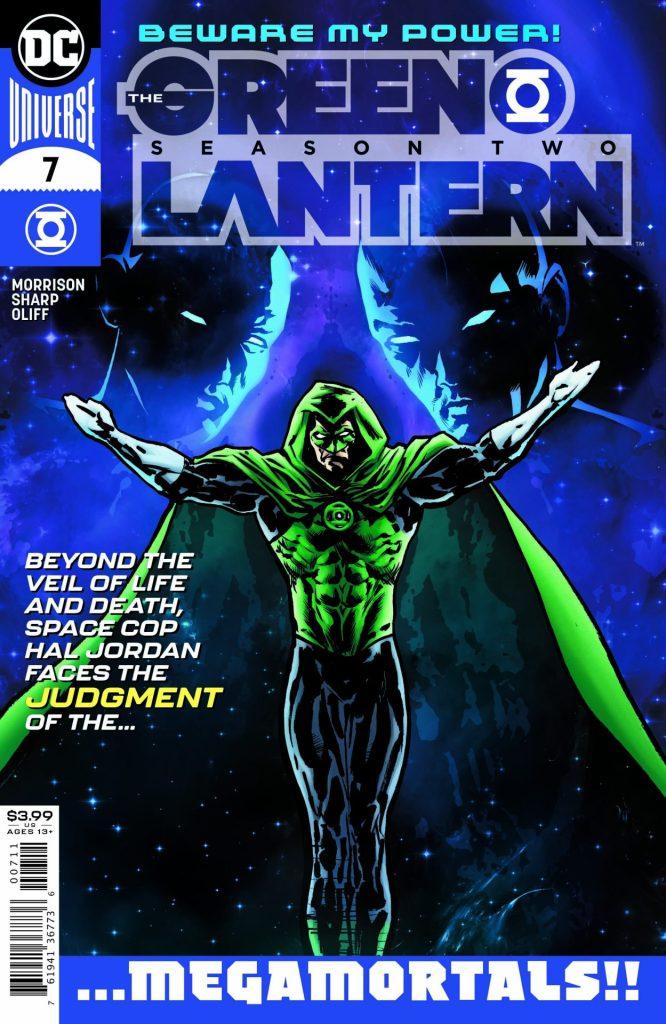 The Green Lantern Season Two #7
