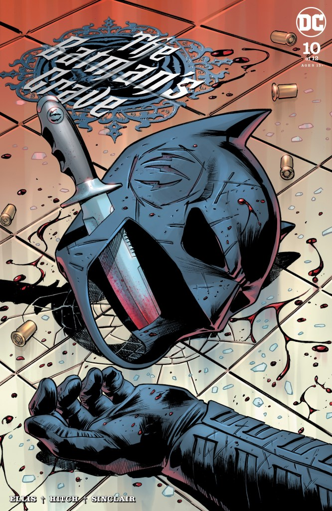 The Batman's Grave #10