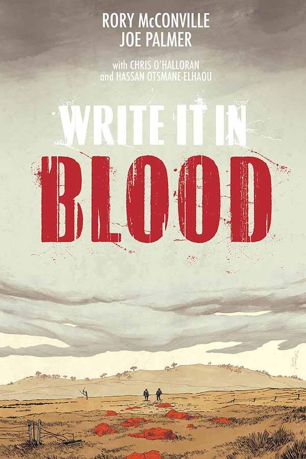 Write It In Blood