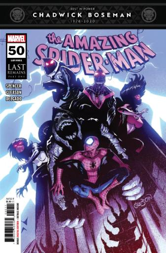 The Amazing Spider-Man #50