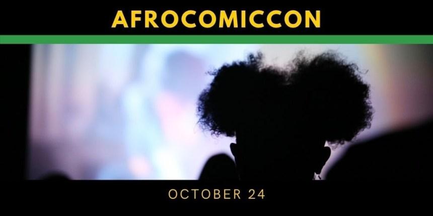 AfroComicCon 2020 International Virtual Film Festival