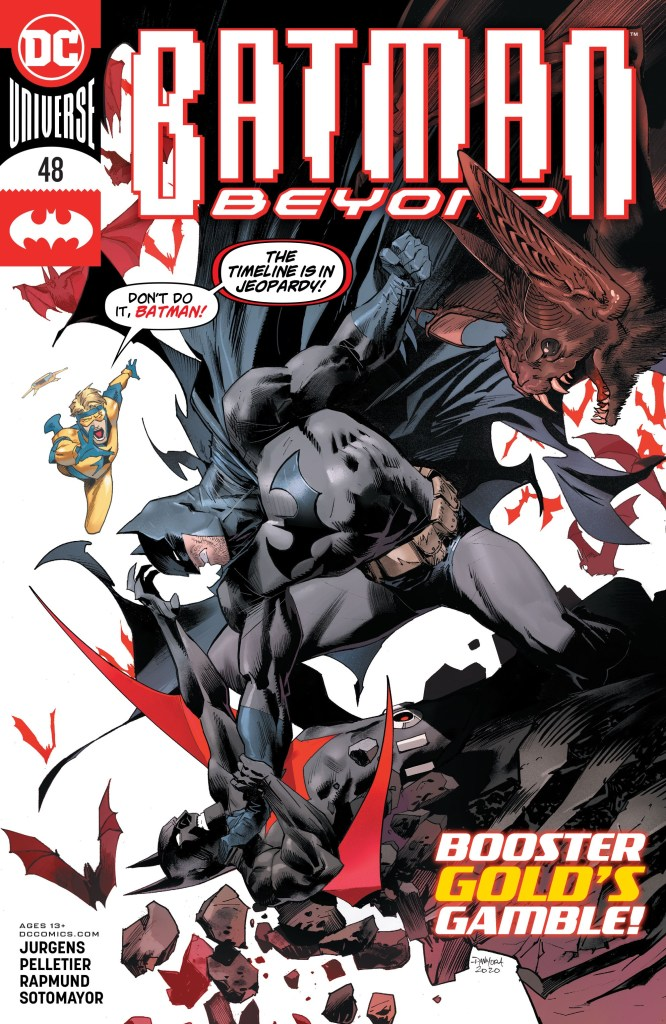 Batman Beyond #48