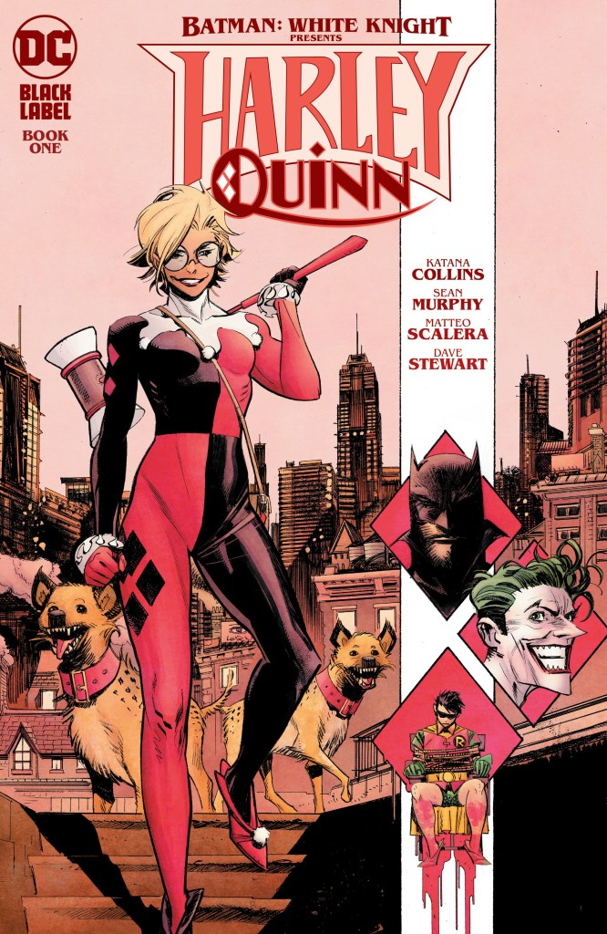 Batman: White Knight Presents: Harley Quinn #1