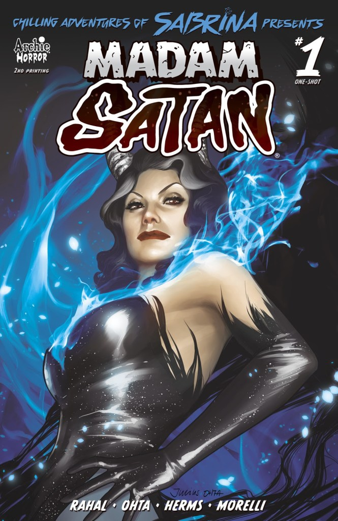 chilling adventures of sabrina presents: madam satan