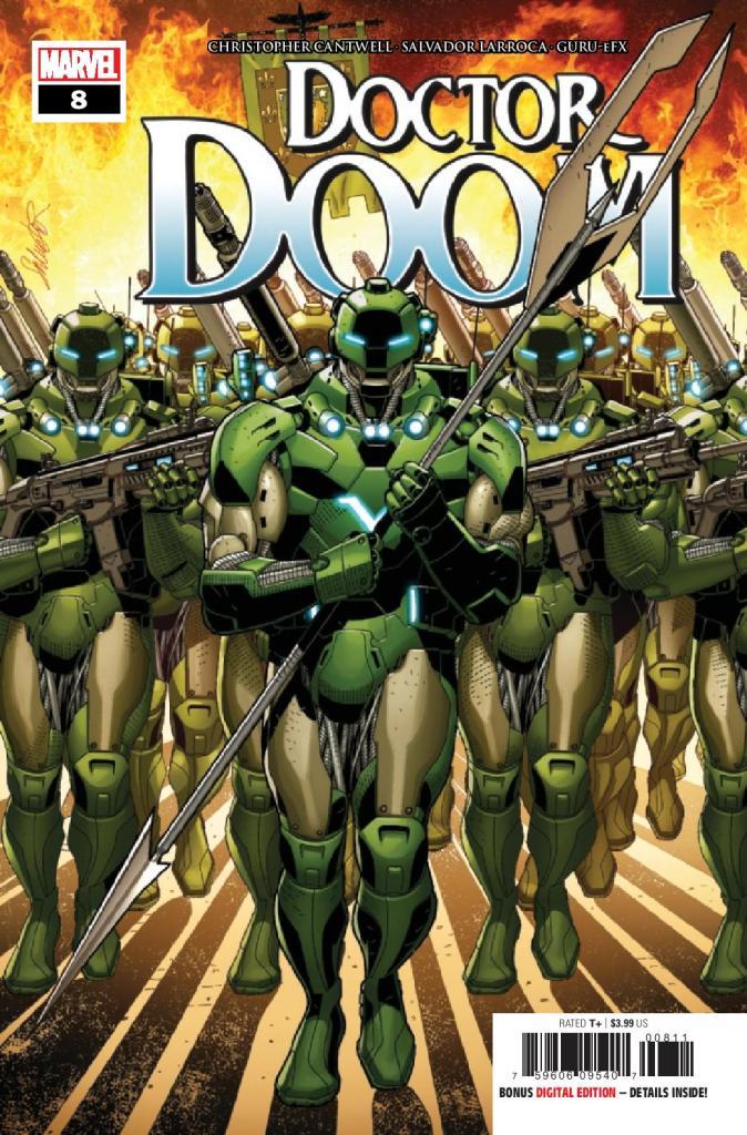 Doctor Doom #8