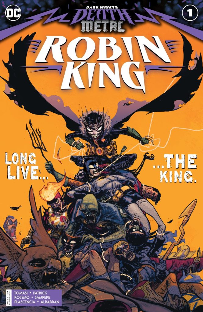 Dark Nights: Death Metal Robin King #1