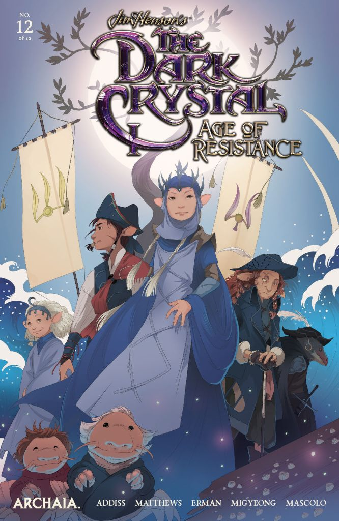 Jim Henson's The Dark Crystal: Age of Resistance #12