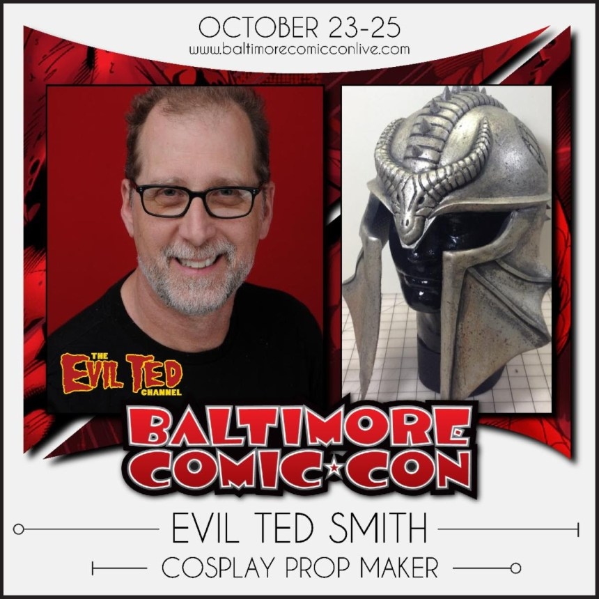 EVIL TED SMITH