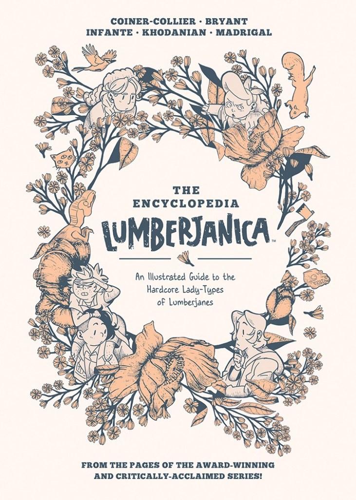 The Encyclopedia Lumberjanica Illus Guide