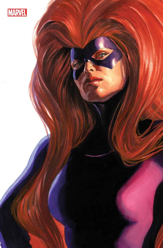 Fantastic Four: Antithesis #3 Alex Ross Cover