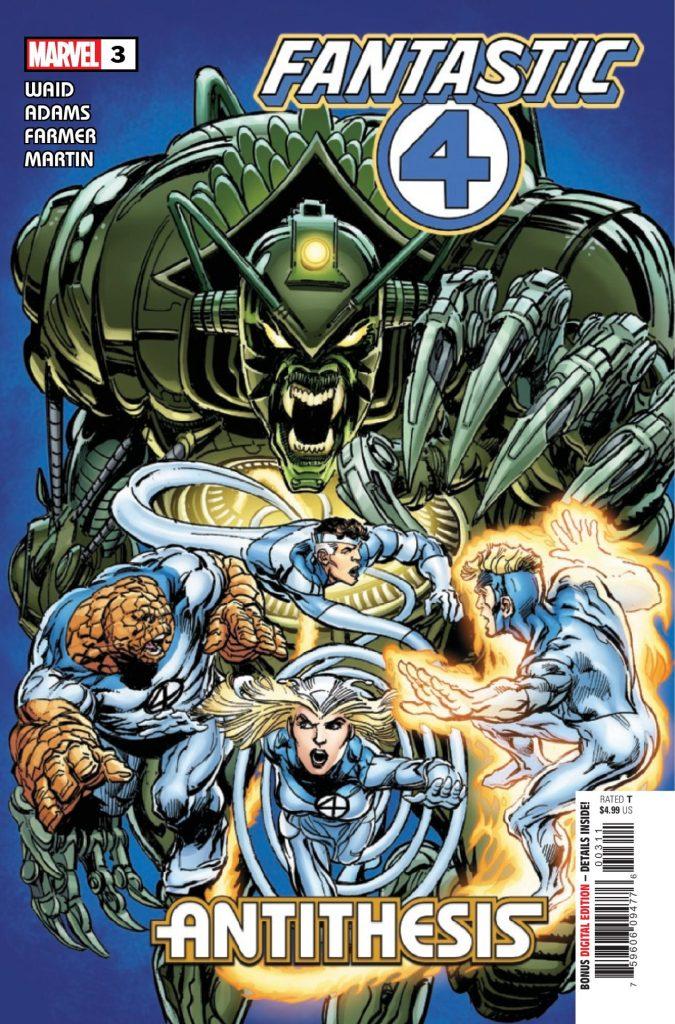 Fantastic Four: Antithesis #3 (of 4)