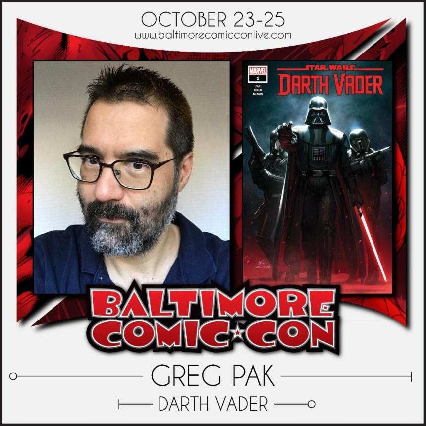 Greg Pak