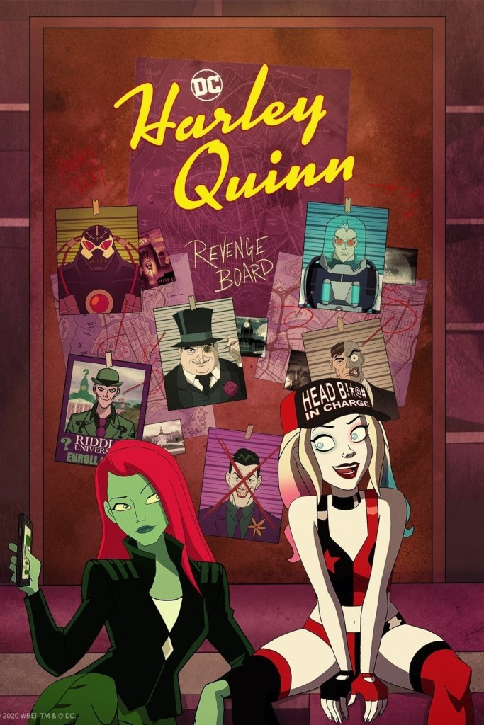 HARLEY QUINN ANIMATED SERIES: Behind the Scenes