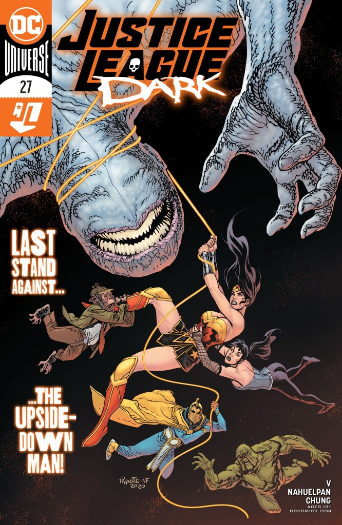 Justice League Dark #27