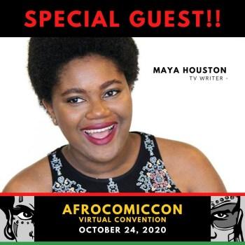 Maya Houston