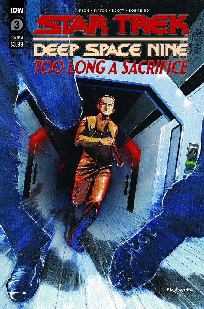 Star Trek: Deep Space Nine: Too Long a Sacrifice #3