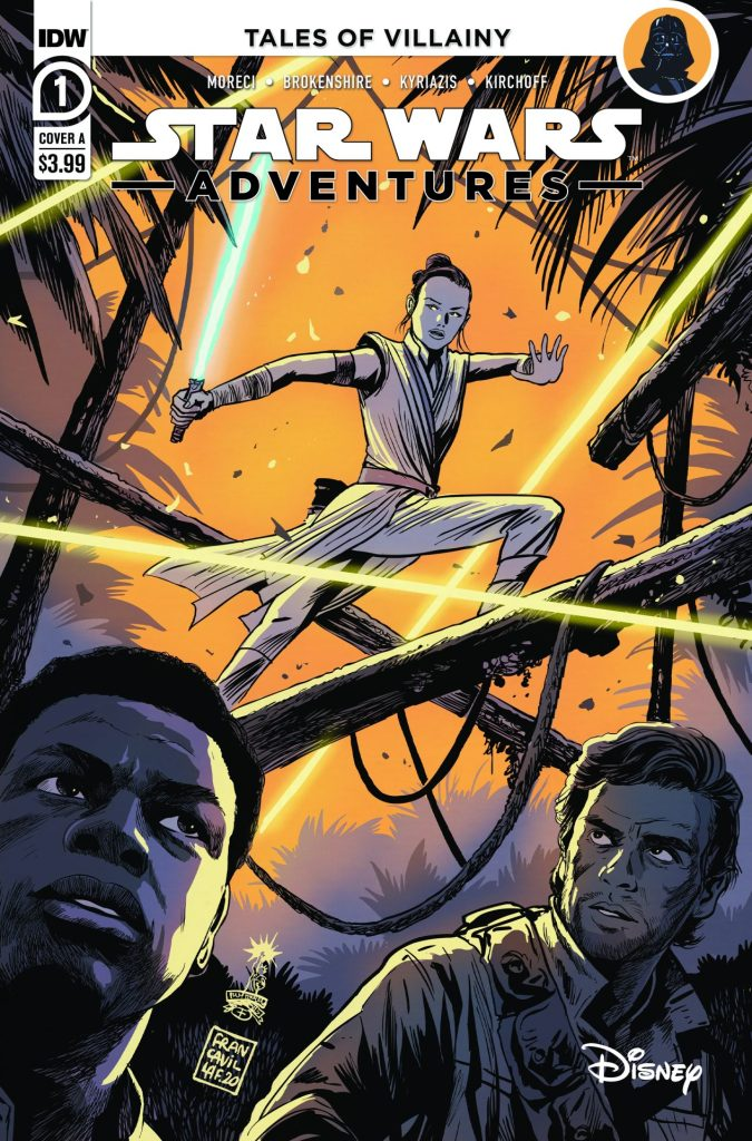 Star Wars: Adventures #1