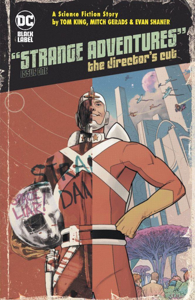 Strange Adventures Director's Cut #1