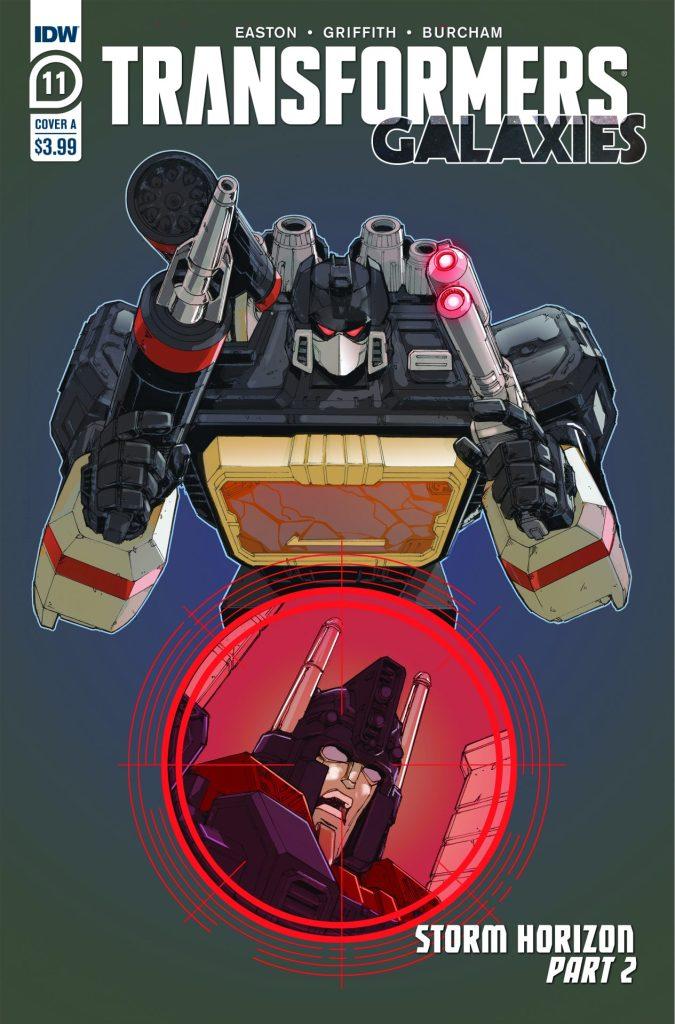 Transformers: Galaxies #11