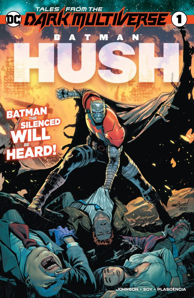 Tales From the Dark Multiverse: Batman: Hush #1