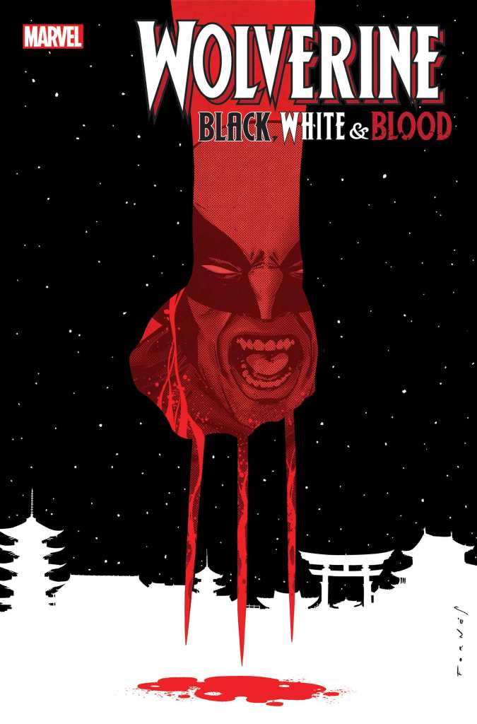 Wolverine: Black, White, & Blood #3