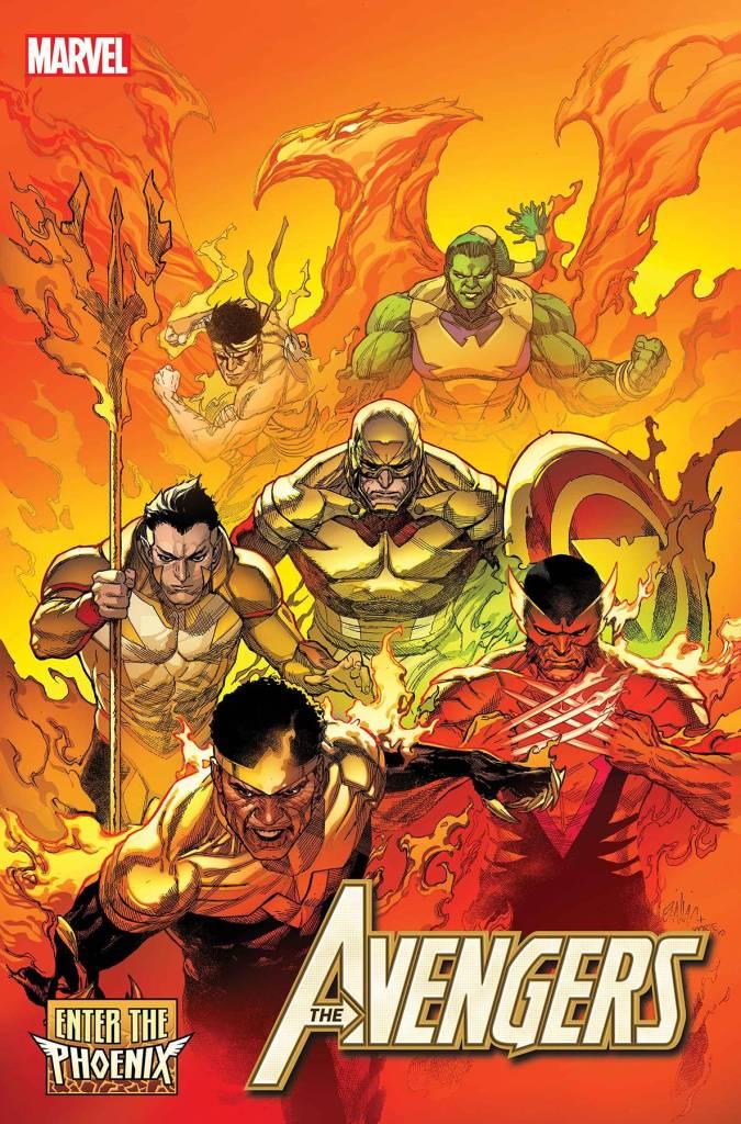 Avengers #40