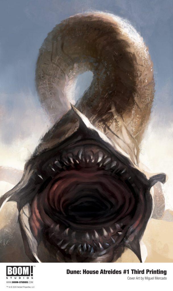 Dune: House Atreides #1 Third Printing